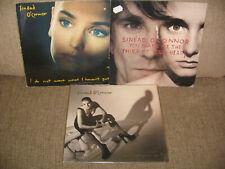 Sinéad O'Connor – 2 LP's + 1 MAXI SINGLE A LOT