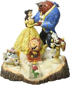Die Schöne und das Biest ( Disney Traditions Jim Shore Enesco4031487 ) NEU