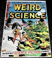 Weird Science 1 (9.0) 1990 Reprint EC Comics Fantasy (18 Yrs Mature Readers)