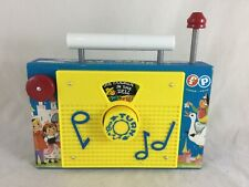Fisher-Price Retro TV Radio Farmer in Dell Musical Infant Toddler Toy
