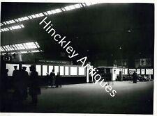 More details for original photograph st pancras railway station concourse 1951 official photo