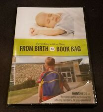 Parenting With A Plan: From Birth to Book Bag (DVD) child development activities