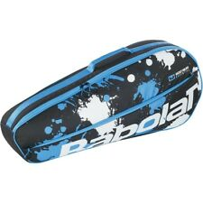 Babolat Essential Tennis Racket Bag Black Blue White Fits 2-3 Rackets