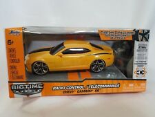 Chevy Camaro Red Remote Radio Control RC Car 1:24 BIG TIME MUSCLE