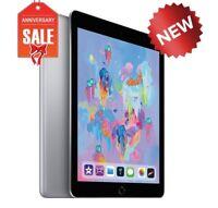 NEW Apple iPad 6th 2018 Gen. 32GB, Wi-Fi, 9.7in - Space Gray