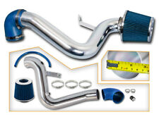 BCP BLUE 95-02 Cavalier/Sunfire 2.3L/2.4L Cold Air Intake Induction Kit + Filter
