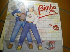 LP BIMBO MIX TV SPOT 1986 BABY REC. SPAGNA SAMANTHA FOX MEMOLE MILA E SHIRO EX++