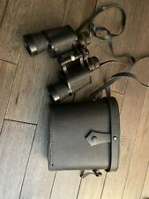 Vintage Asanuma 7X35 Binoculars with Case No. 41691
