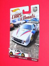 2017 Hot Wheels BMW M1 PROCAR CAR CULTURE CARS & DONUTS DWH86-4B10 Real Riders