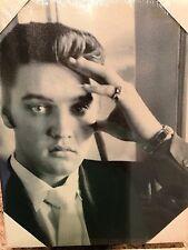 "Elvis Presley Wertheimer Canvas Wall Art Print 11x14"" Vandor  NEW 33966"