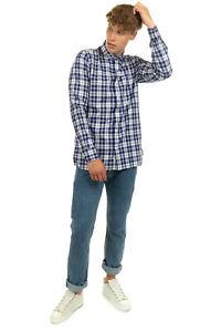 RRP €165 LUIGI BORRELLI NAPOLI LUXURY VINTAGE Shirt Size 41 16 L HANDMADE Tartan