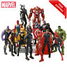 16cm Marvel Avengers Infinity war Super Heroes Action Figures Toys Kid Collect