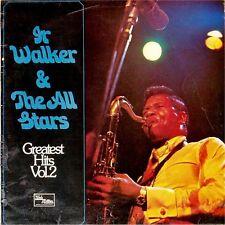 JR. WALKER & THE ALL STARS 'GREATEST HITS VOLUME 2' UK LP A1/B1 MATRIX