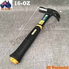 NEW American Type Claw Hammer Hammers Three Plastic Coating Handle 16-OZ