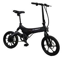 "OneBot S6 E-Bike Folding Electric Bike Moped Bicycle City Bike16"" wheel"