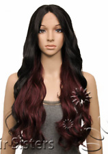 Bobbi Boss Lace Front Wig MLF52 APPLE GREEN COLOUR 1