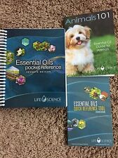 7th Edition Essential Oils Pocket Reference, Quick Tool  and Animals 101 Booklet