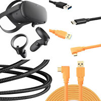 3m/5m/8m Fast Charging Data Sync Cable Wire Line Charger for Oculus Quest Link