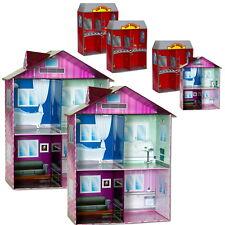Doppelpack = 2x großes Puppenhaus / Spielhaus