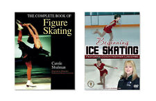 Ice Skating Instructional Book and DVD - Learn to Figure Skate - Free Shipping