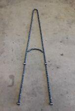 DIY Twisted steel chopper sissy bar kit harley bobber sportster make your own