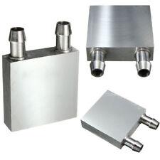 40 40 12mm alluminio ACQUA LIQUID Raffreddamento BLOCCO DISSIPATORE DI CALORE