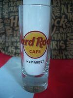 HRC Hard Rock Cafe Key West Shot Glass Shotglass Classic Logo New Style 2019