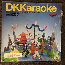 DK KARAOKE Laserdisc LD [MAL-HKG2] Hong Kong Song Series
