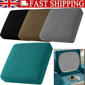 1/2/3 Seats Sofa Seat Cushion Covers Stretch Cushion Slipcovers Couch Protectors