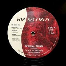"""CARLA BAGNERISE """"Special Thing"""" RARE 80s SYNTH BOOGIE SOUL REISSUE 12"""""""