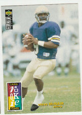 1995 Upper Deck Collectors Choice Rookie # 3 Steve McNair