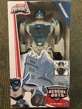 New Playskool Heroes Transformers Rescue Bots Quickshadow