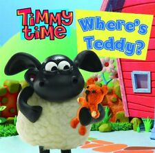(Very Good)-Timmy Time: Where's Teddy? (Hardcover)--1405255544