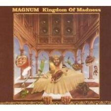 "MAGNUM ""KINGDOM OF MADNESS"" 2 CD NEW"