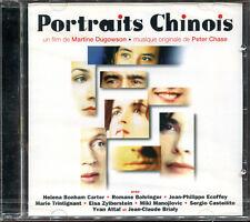 PORTRAITS CHINOIS - MUSIQUE ORIGINALE DU FILM - CD ALBUM NEUF ET SOUS CELLO