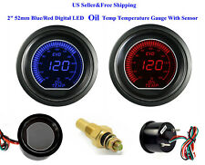 VDO Digital Hourmeter 37mm x 25mm  10//80V Resettable