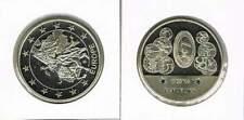 Penning met afbeelding 1 euro en munten Tjechië (a108)