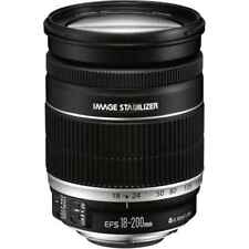 CANON  EF-S 18-200 F 3.5-5.6 IS LENS CANONPASS