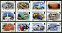 Ascension Island Stamps 2020 MNH Treasures Birds Fish Turtles Beaches 12v Set