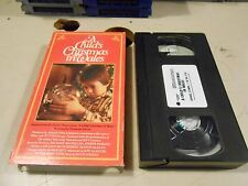 A Child's Christmas in Wales VHS (Dylan Thomas Poem) Narrated by Denholm Elliott