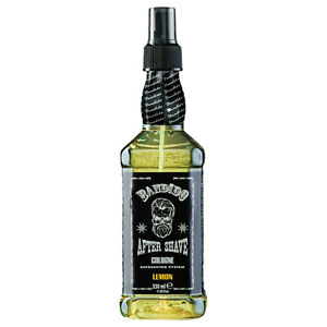 Bandido Aftershave Cologne Spray Lemon 350ml Antibacterial UK Free Delivery