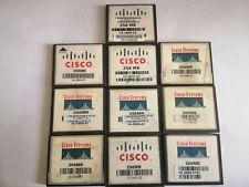 10PCS  Original Cisco 256MB Compact Flash CF card,Memor card