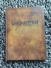 Art of Uncharted Trilogy Collector's Edition - SEALED