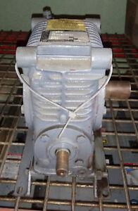 1 USED EX-CELL-O HU25-2 SPEED REDUCER 20:1 RATIO 1750 RPM ***MAKE OFFER***