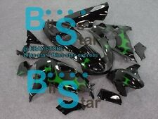 Black Green INJECTION Fairing Bodywork Kit Fit Suzuki TL1000R 1998-2003 36 A6