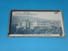 CHROMO PHOTO CHOCOLAT SUCHARD 1934 EUROPE URSS CCCP TIFLIS TBILISSI GEORGIE