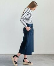 COUNTRY ROAD : CR LOVE SZ 12 highwaisted culotte navy - M