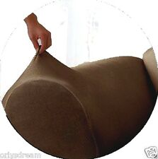 JERSEY STRETCH FIT 2 Pcs Furniture Slipcover Set,Sofa/Couch+Loveseat Covers -TAN