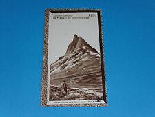 CHROMO PHOTO CHOCOLAT SUCHARD 1934 EUROPE SUEDE SVERIGE KEBNEKAISE LAPONIE