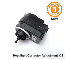 Fiat Scudo Ulysse Lancia Zeta Toyota Aygo Headlight Motor Corrector Adjustment